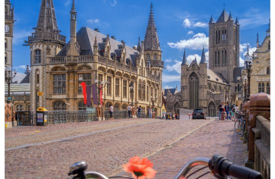 Flandern Rad & Kultur von Oestende bis Antwerpen