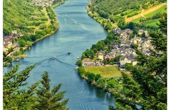 Mosel & Rhein Herbstliches Wandern an Mosel & Rhein