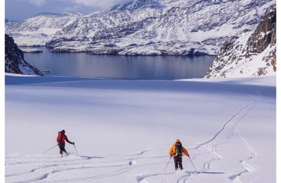 Norwegen skitour