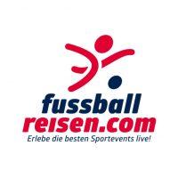 Logo fussballreisen.com