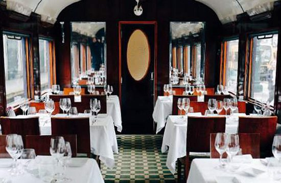 Portugal Presidential Train