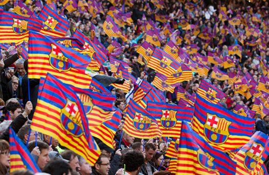 Fussballreisen Barcelona