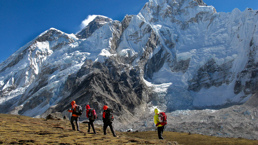 Wandern Nepal