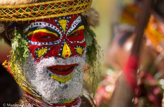 Papua Neuguinea, Mount Hagen Show