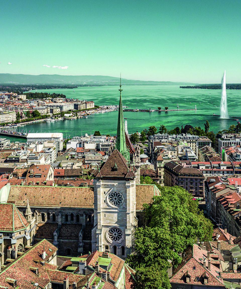 Switzerland Cities