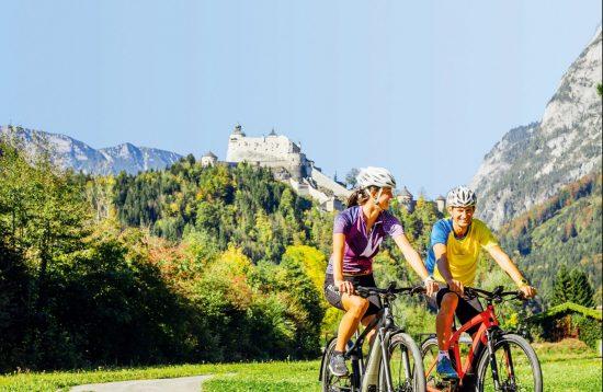 Tauernradweg Tour 2021