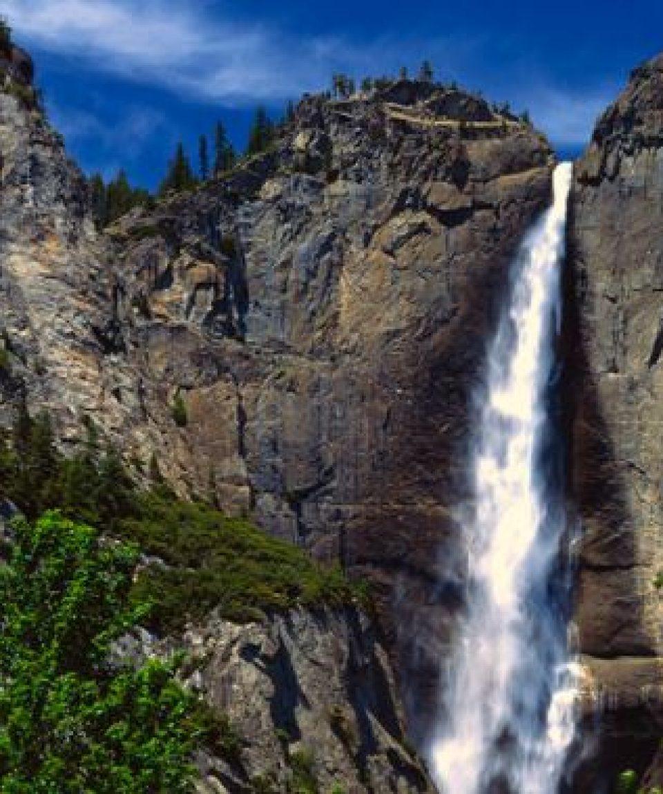 Yosemite Falls, Yosemite Nationalpark, USA