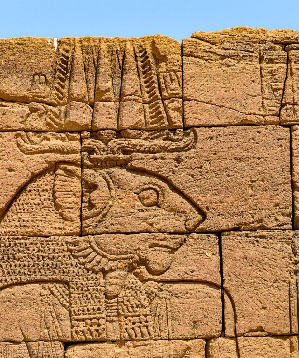 ARR-Reisen_Sudan_Naga-Löwentempel